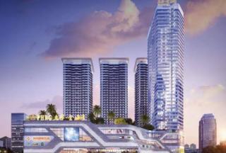 西港总体规划即将完成,太子·金海湾海景公寓前景看好