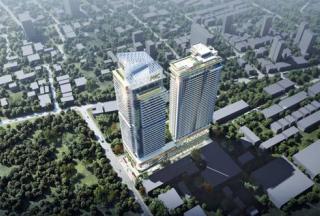 柬埔寨金边首条轻轨预计投资8亿美金,交通助力房产升温投资就选太子·寰宇中心