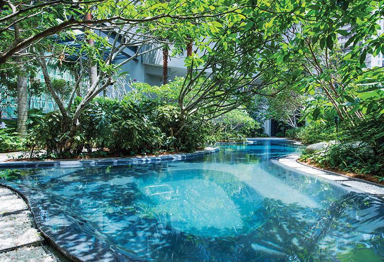 吉隆坡The Mews酒店公寓 特价现房,单价¥2.5万/㎡,编号41909