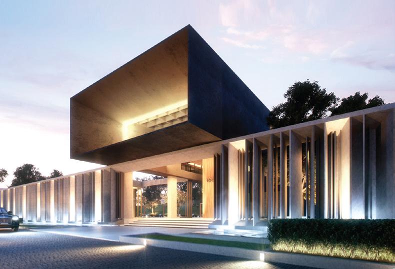 吉隆坡Eco Sanctuary Grandezza 别墅