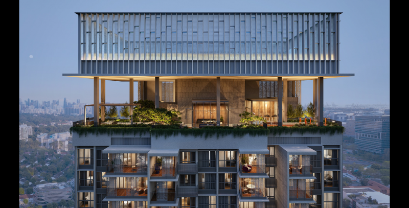 新加坡 荷兰村 商业住宅综合公寓,编号42127
