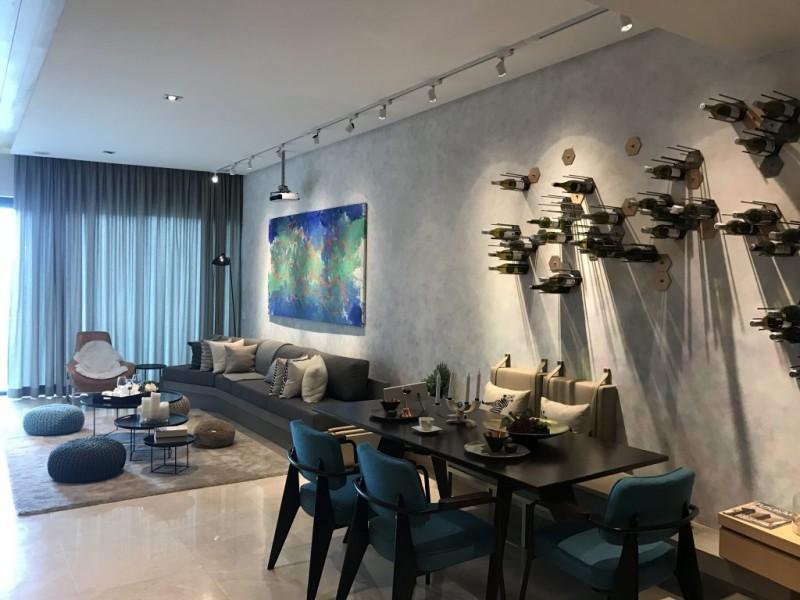 吉隆坡白沙罗高原 DC Residency(1+1卧1卫浴)
