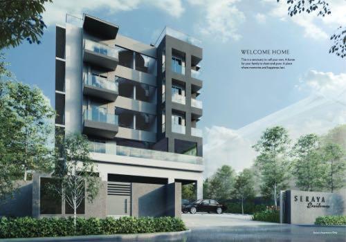 新加坡 Seraya Residences
