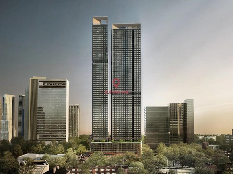 马来西亚吉隆坡 雅居乐大使花园 大使馆低密度住宅区 地铁旁