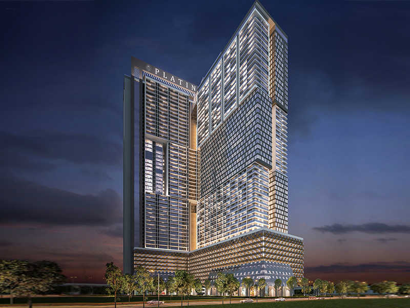 吉隆坡The Face 网红公寓| 俯瞰双子塔