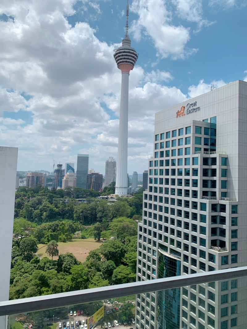 出租房! 马来西亚吉隆坡市中心 - 曼哈顿高级公寓!!!