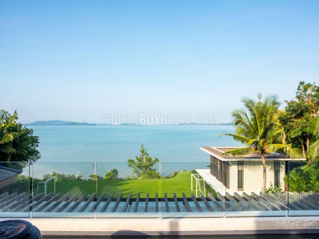 YAM6228:出售带有5间卧室的豪华别墅,可以看到独特的海景