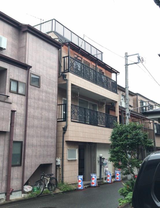日本 東东京 江户川区 旅馆館