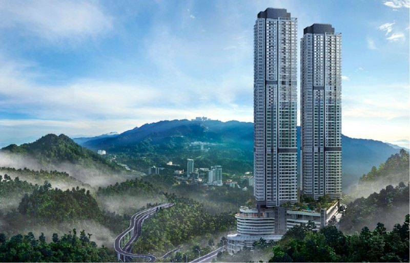 马来西亚吉隆坡丽阳云尚云顶 · 海外投资的一匹黑马