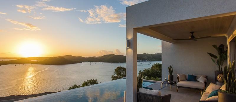 格林达纳THE POINT奢华海景私宅投资入籍享受美国E2签
