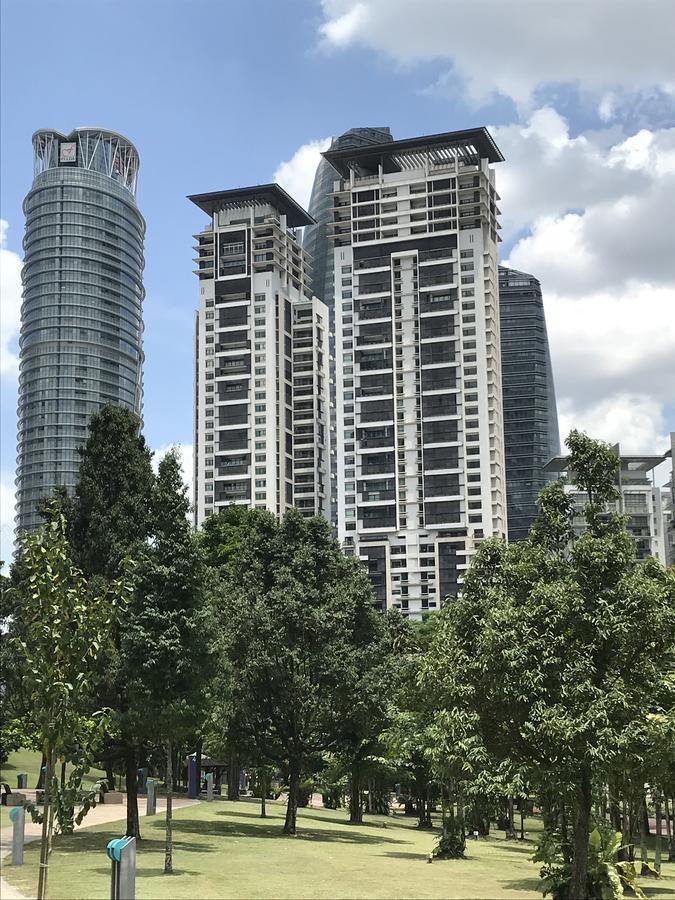 马来西亚吉隆坡双子塔旁高级公寓-Binjai OTP