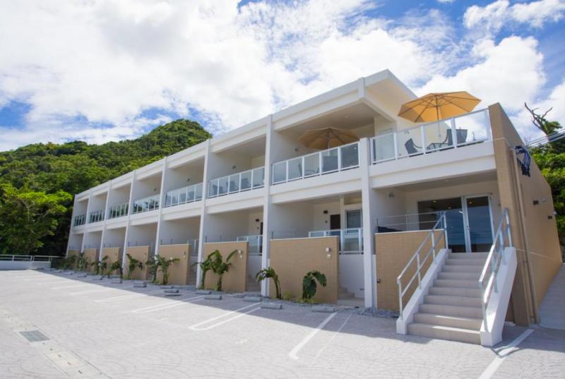 冲绳海水族館附近酒店販賣