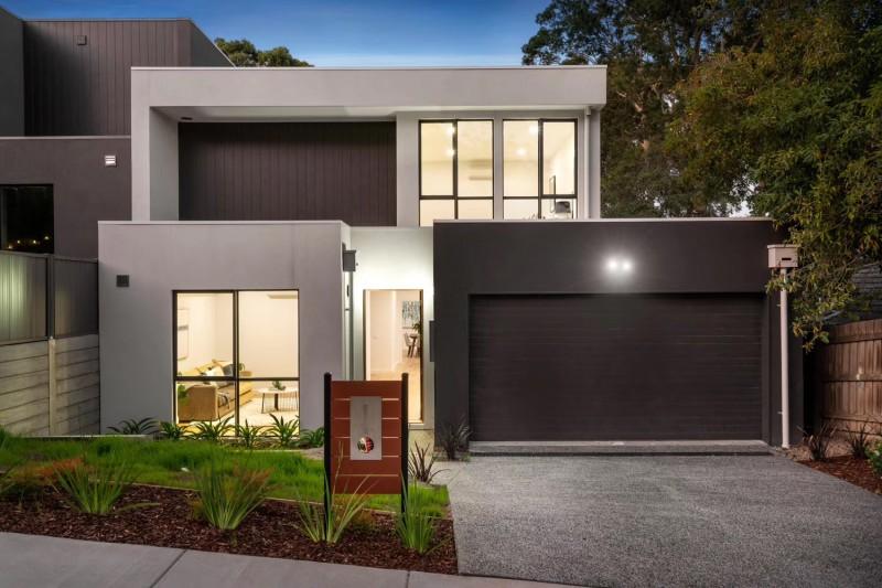 澳洲墨尔本上下层可以当2套房的豪华别墅,位于宇宙中心Glen