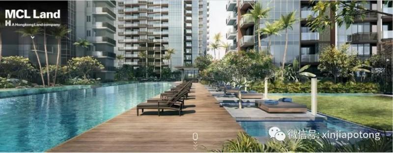 新加坡荷兰村高档住宅区,绿墩雅苑-永久地契,靠近南洋小学