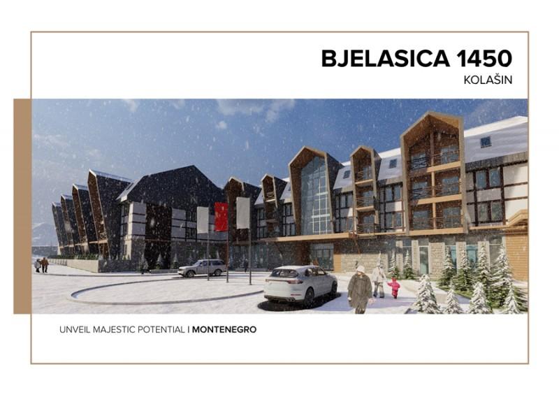 黑山护照移民:房产BJELASICA 1450