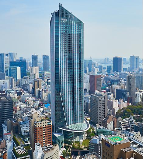东京港区高级公寓出售中(位于46层)