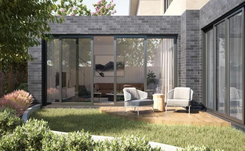 墨尔本华人区BoxHill 双层别墅带私家花园 仅99万澳币,编号43965