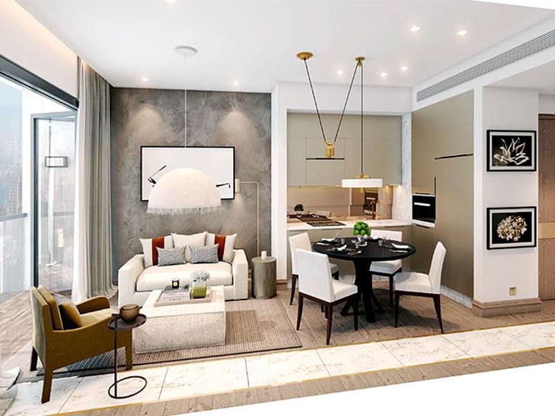 吉隆坡YOO8品牌公寓 彰显尊贵地位 与明星同享受,编号25581