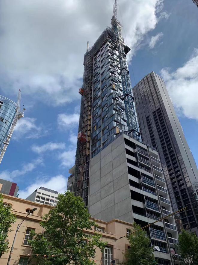 The Peak巅峰塔,澳洲墨尔本CBD核心位置,6月交房!,编号44072