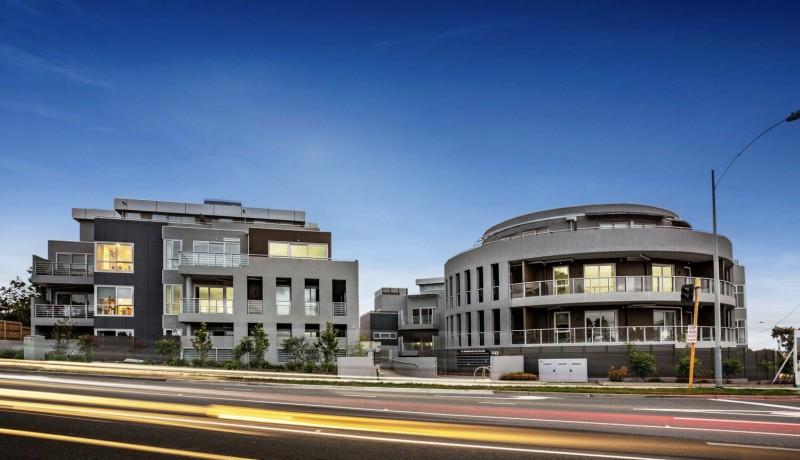 澳洲墨尔本东部全新带景观高端公寓 送巨额优惠