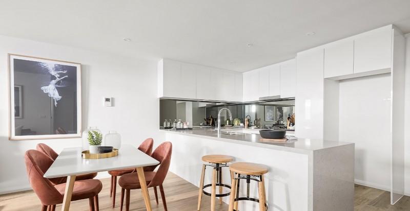 澳洲墨尔本东部全新带景观高端公寓 送巨额优惠,编号44143