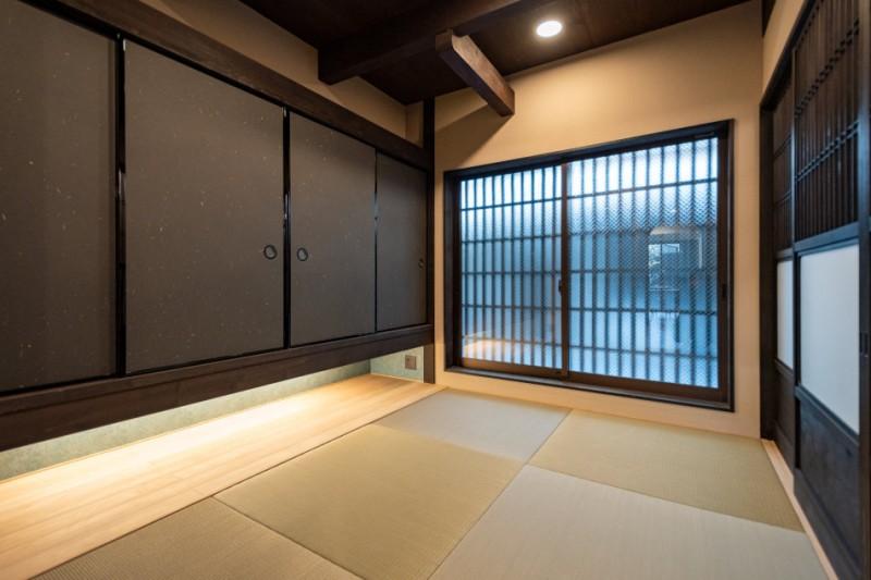 京都站徒步圈|全新装修京町屋
