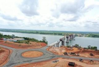 柬埔寨房地产网:疫情缓和!中国援建跨湄公河大桥即将竣工