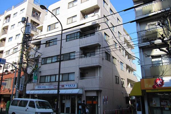 日本新宿区公寓2150