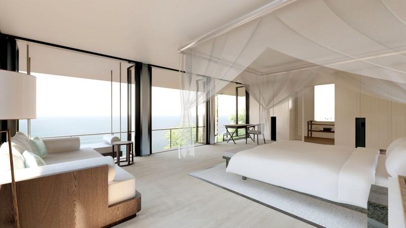 塞隆塞洛度一室别墅:依山傍海,在印尼龙目岛享受南加州的阳光