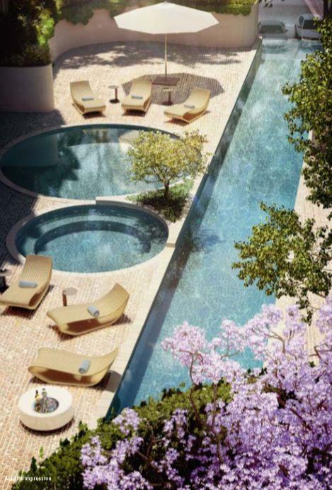 墨尔本CBD区West End项目3房海景公寓转楼花,编号44369