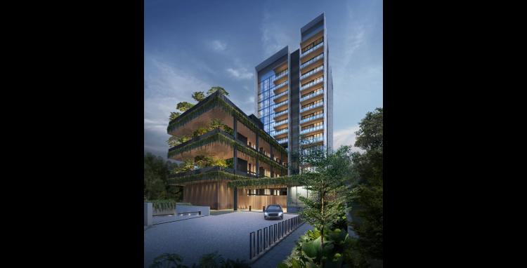 新加坡 巴尔莫勒尔(Balmoral)永久产权公寓