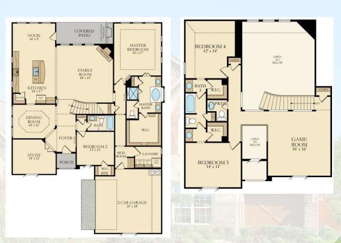 【海阁置业】美国大型独栋别墅社区:威尔士花园,编号44703