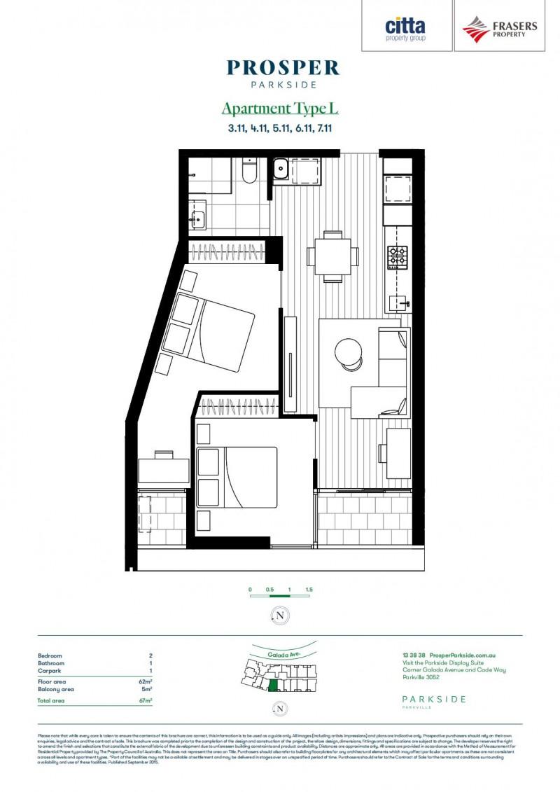 【海阁置业】墨尔本大学社区现房精装公寓Parkside