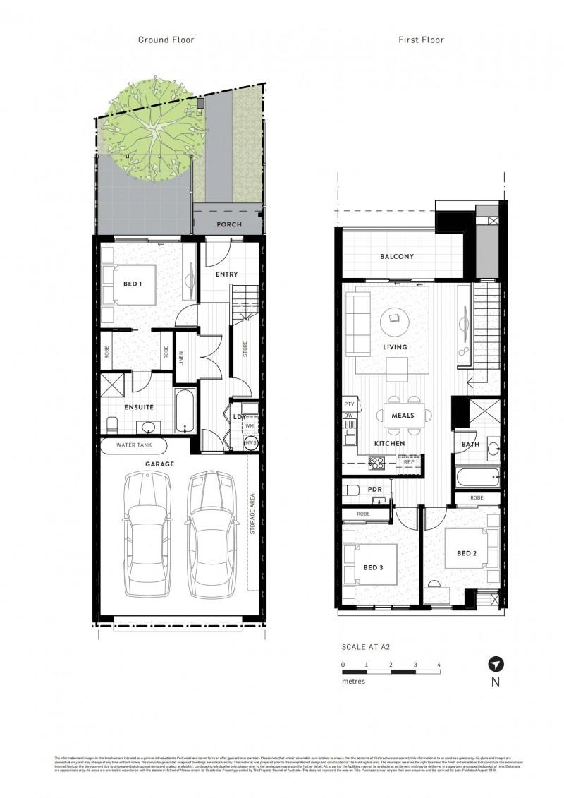 【海阁置业】澳洲墨尔本东区学区联排别墅 Parkwood