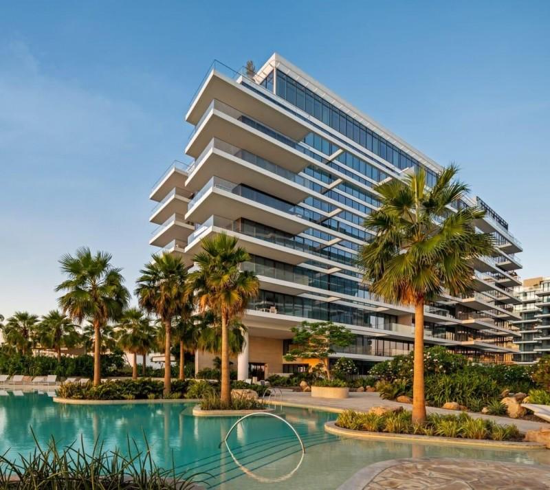 迪拜棕榈岛:高端现房,海景公寓 Palma Serenia
