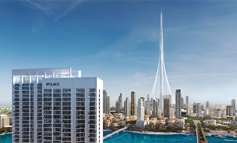 迪拜云溪港:迪拜新市中心世界新最高楼,中东最大的唐人街所在地
