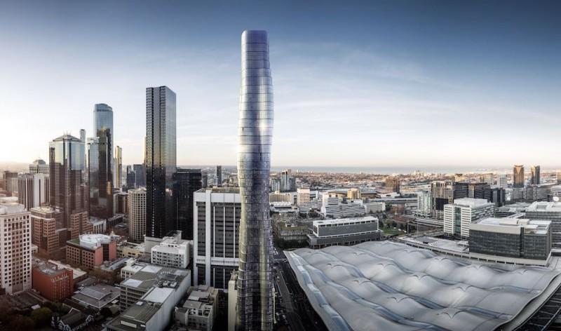 墨尔本市中心地标性建筑Premier Tower转楼花