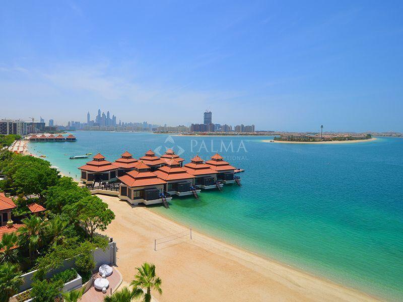 迪拜棕榈岛 360度海景房 Palma Serenia