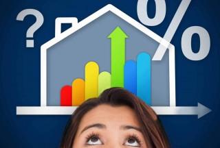 美房贷利率上涨,6月一周交易量较去年同期多13%