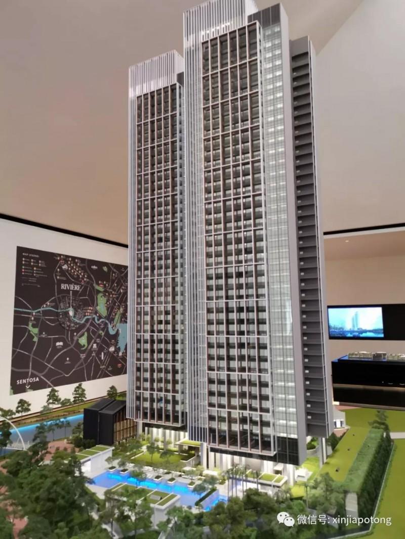 新加坡河畔新地标-瑞雅嘉苑,部分单位6%促销活动中