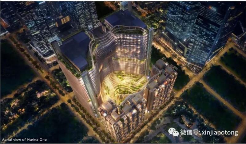 新加坡新地标--滨海盛景豪苑,2020年值得投资的楼盘