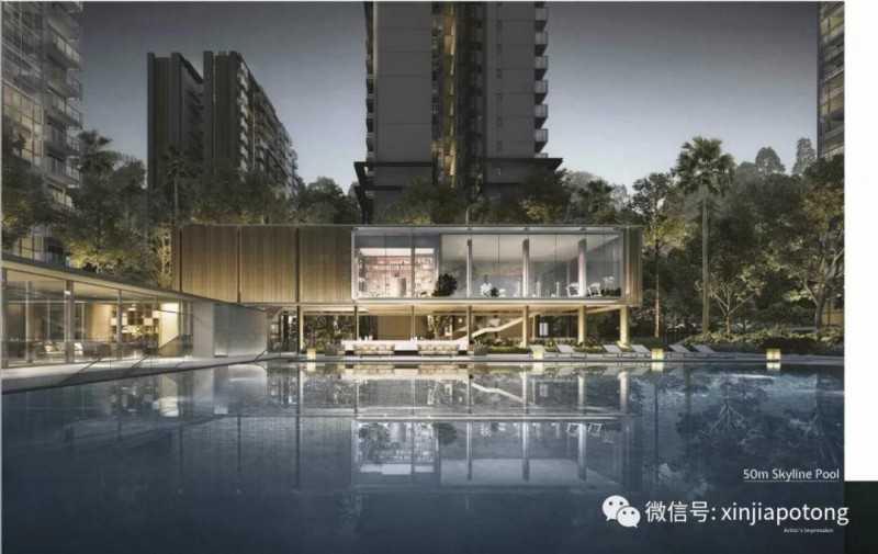 新加坡热门楼盘-顺福轩