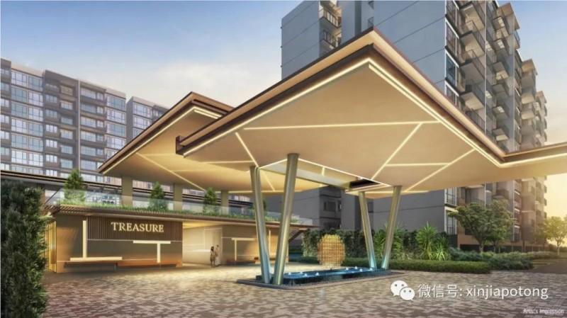 2020年最便宜、高性价比的新楼盘,东部淡滨尼的聚宝园