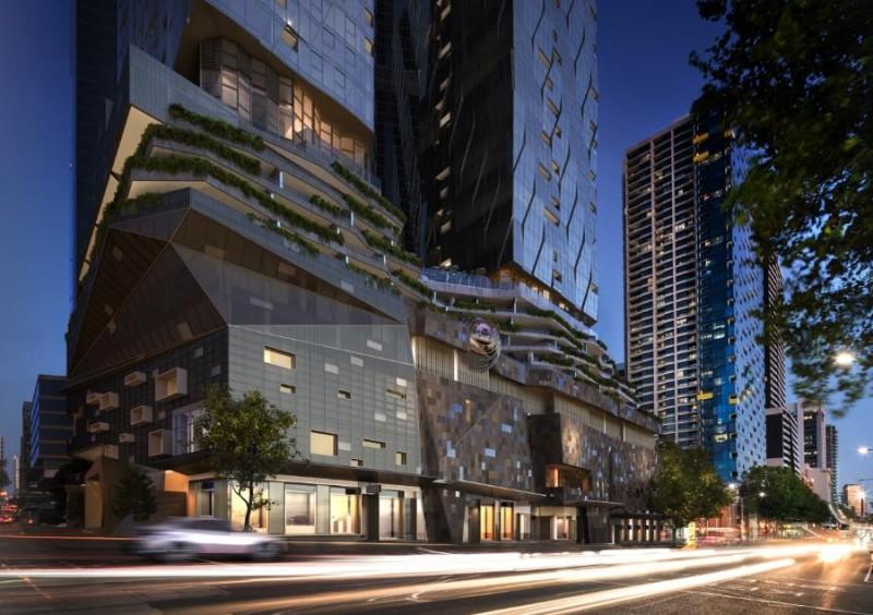 墨尔本市中心West Side Place高端公寓转楼花!