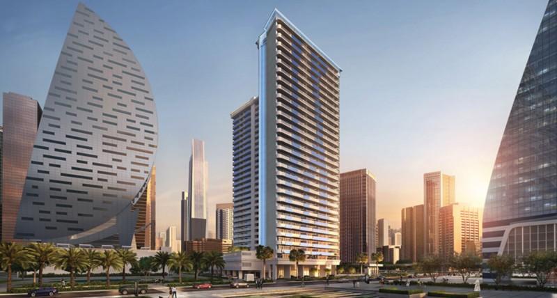 迪拜地产:迪拜市中心现房,签约5年包租总共保证固定收益40%