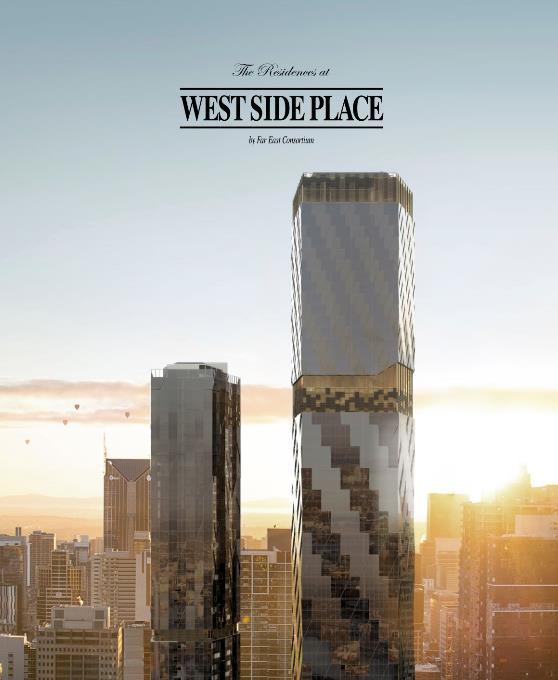 墨尔本市中心WSP项目学区公寓转楼花