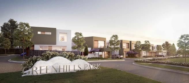 Bundoora区Greenhil 项目新房别墅出售