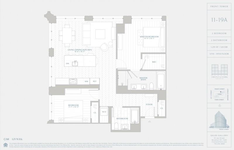 【海阁置业】美国布鲁克林水景公寓.Fronk&York
