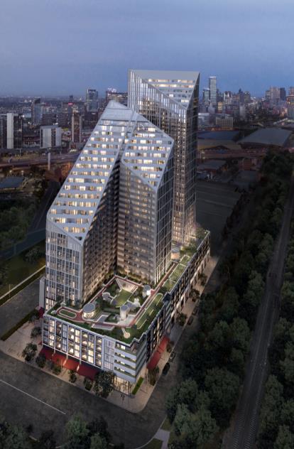 南墨尔本区R.Iconic高级公寓出售