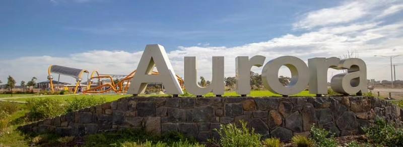 澳大利亚Aurora 最新买地建房
